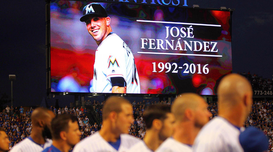 Rising MLB star Jose Fernandez killed in Florida boating accident