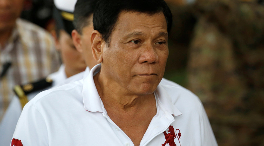Duterte 'about to cross the Rubicon' with US, wants alliances with Russia & China