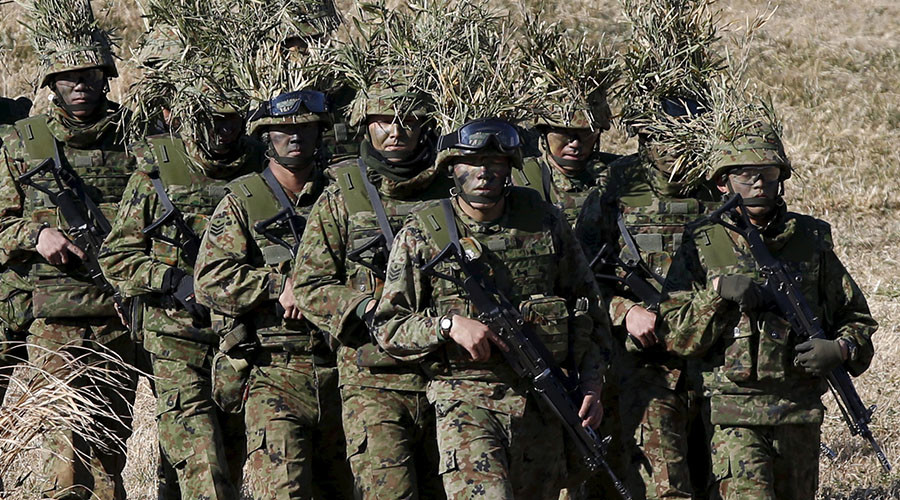 Japan boosts 'logistics' cooperation with US military amid tensions with China & N. Korea