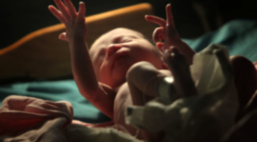 World's first '3-person baby' born using 'revolutionary' method