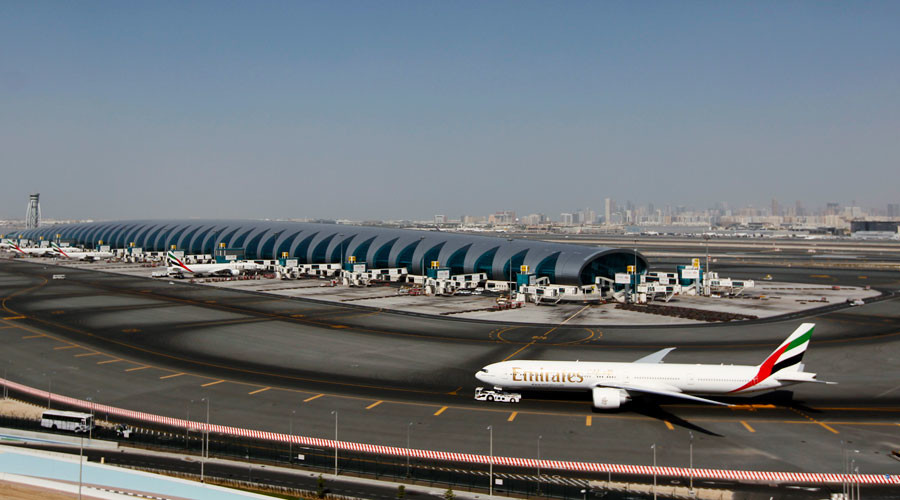 Dubai airport grounds flights for 30 minutes over drone