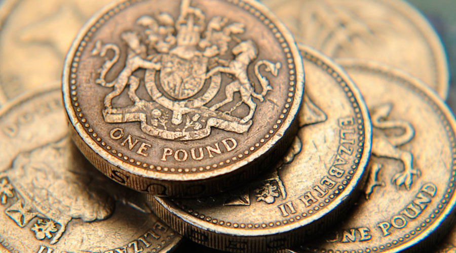 British pound continues longest downslide in decades