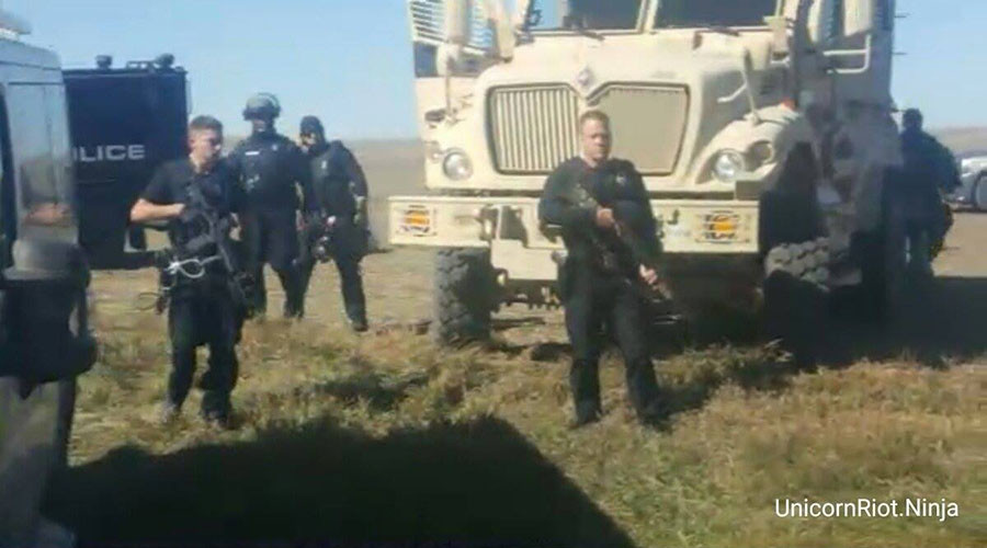 'Democracy Now!' journalist pursued by N Dakota prosecutors despite dropping of charges