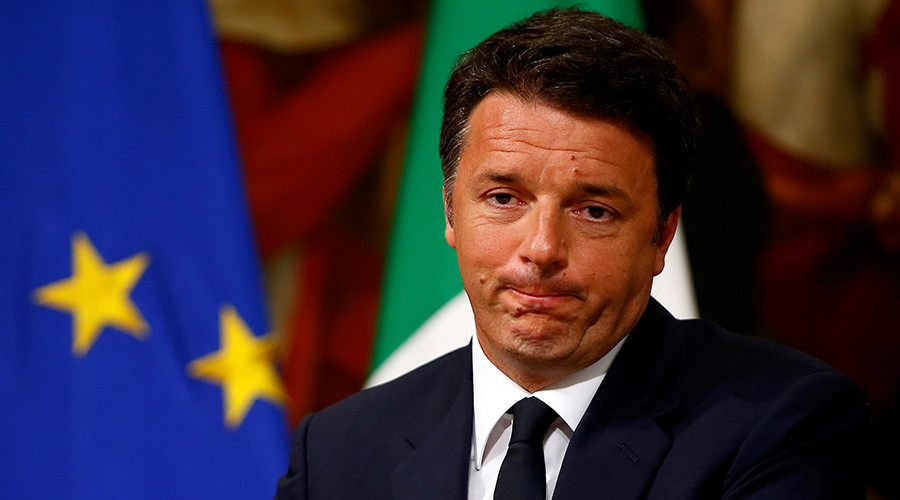 Using foreign affairs to solve internal Tory problems caused Brexit – Italian PM