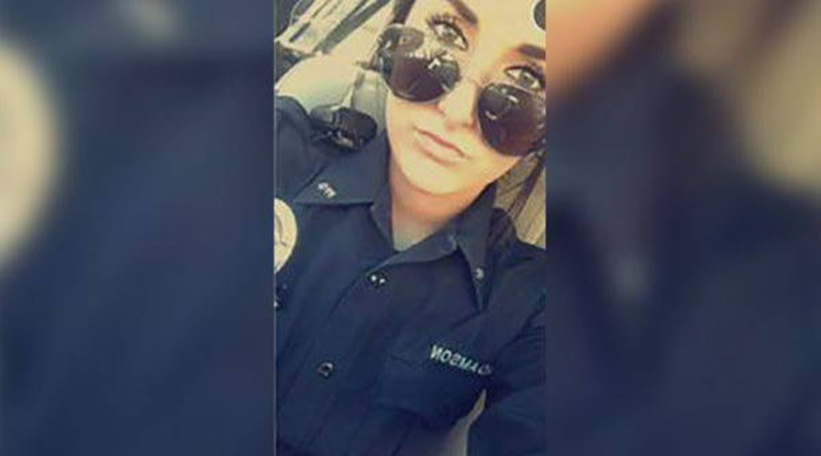 'I'm the law today, n***a': Pennsylvania cop fired over Snapchat selfie racial slur (PHOTO)