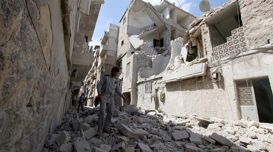 Why Russia can't rely on US as partner against terrorism in Syria