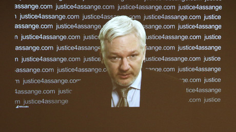 WikiLeaks founder Julian Assange © Neil Hall