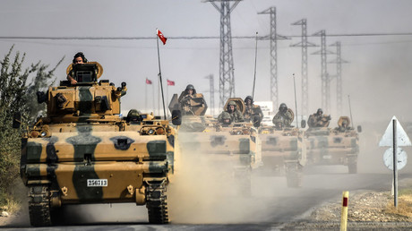Turkish forces 'liberated' 400 sq. km of Syrian land – Erdogan
