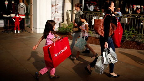 US recession coming as consumer crutch 'about to be kicked away' - SocGen strategist