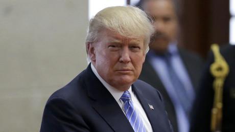 Trump claims US gov't is letting undocumented immigrants vote