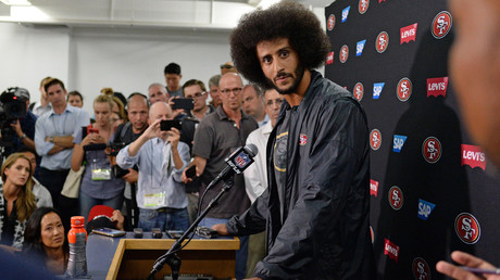 San Francisco 49ers quarterback Colin Kaepernick © Jake Roth