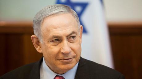 Israeli Prime Minister Benjamin Netanyahu. ©Dan Balilty