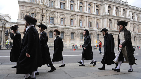 Ultra-orthodox Jews raise big money to keep children away from secular society
