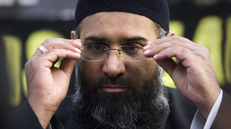 Radical UK cleric Anjem Choudary jailed for 5.5yrs for supporting ISIS
