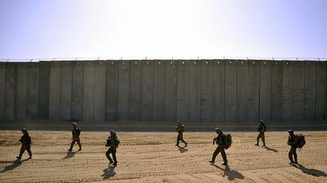 Israel starts building underground wall along Gaza border to counter Hamas tunnels