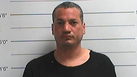 Raul Delatoba © Orleans Justice Center jail