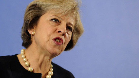 Prime Minister Theresa May © Nick Ansell