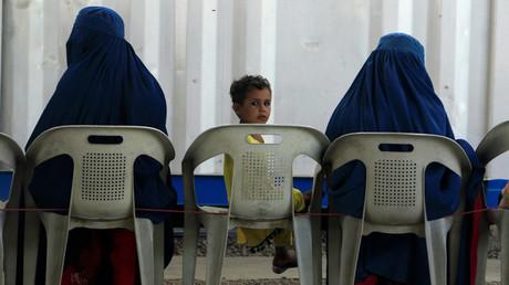 Afghan refugees © Faisal Mahmood