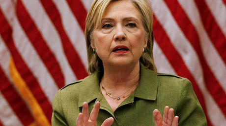 U.S. Democratic presidential nominee Hillary Clinton. ©Lucas Jackson
