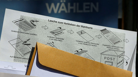 Sticking point: Austria's re-run election postponed due to faulty glue on ballots