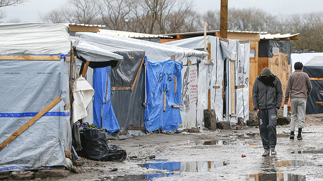 Calais Wall is no solution - it's just a temporary Band-Aid