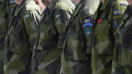 Sweden puts permanent troops on strategic island near Russia