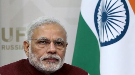 Indian Prime Minister Narendra Modi © Ivan Sekretarev