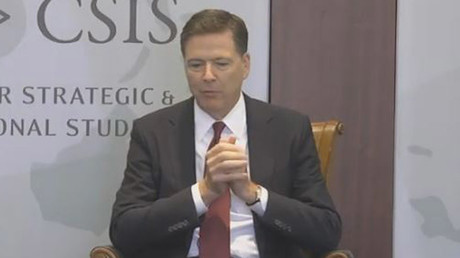 Cover your webcams, says FBI chief