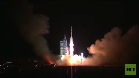 2nd space lab in Earth orbit: China launches Tiangong-2