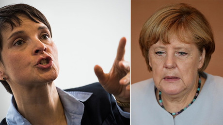 Unable to 'see beyond her own lifespan:' AfD's Petry slams Merkel for not having children
