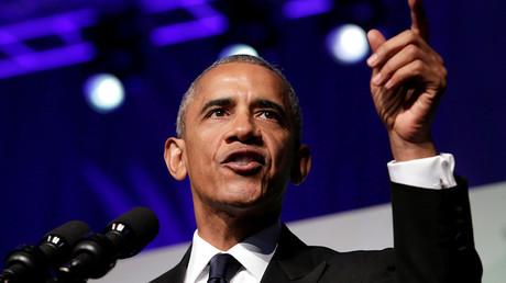 U.S. President Barack Obama © Yuri Gripas