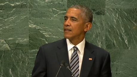 America is superpower for looking beyond its interests - Obama at UNGA (VIDEO)