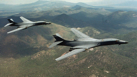 2 US supersonic bombers fly over S. Korea in warning to Kim Jong-un
