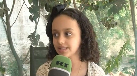 'If US can't stop the war, it can at least stop selling weapons to Saudis' - 10yo Yemeni girl to RT