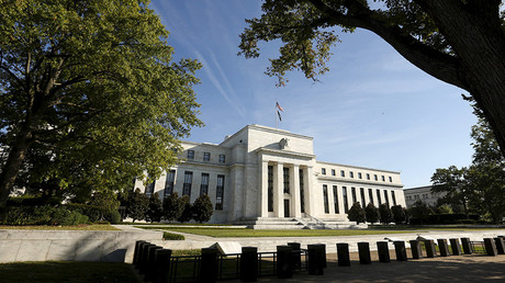 US Fed acknowledges worries over stock market bubble
