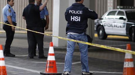 'I literally hear the gunshots pass my face': 9 injured amid barrage of gunshots in Houston