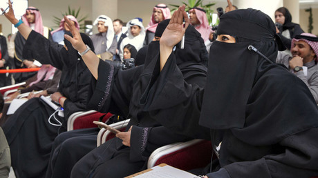 Saudi women file 'enslaving' petition to challenge sexist law
