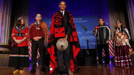 Obama administration to pay $500mn settlement to Native American tribes