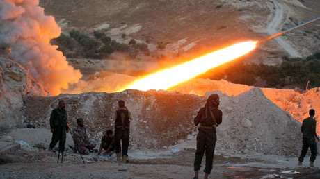 Foreign states supply Syrian rebels with new Grad rockets – FSA commander