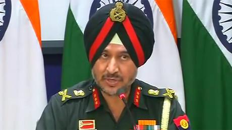 Lt. General Ranbir Singh  ©  Bharatiya Janata Party