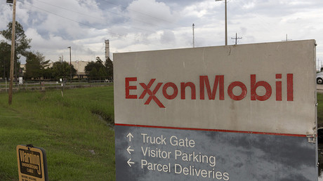 ExxonMobil sued for decades-long cover up of climate change