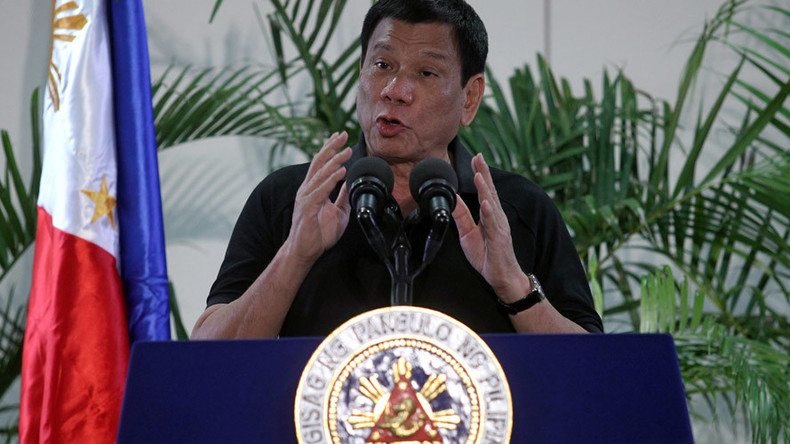 Duterte rejects 'Hitler' label, Philippines leader's spokesman clarifies