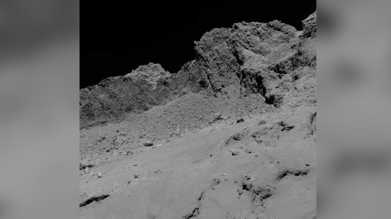 Farewell Rosetta: Best images from a 12-yr deep space odyssey (PHOTOS)