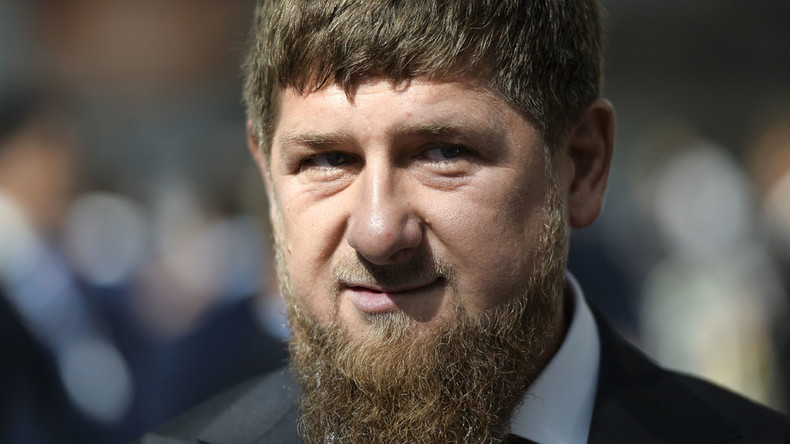 'Shoot them dead!' Chechen leader Kadyrov teaches security services how to deal with drug abusers