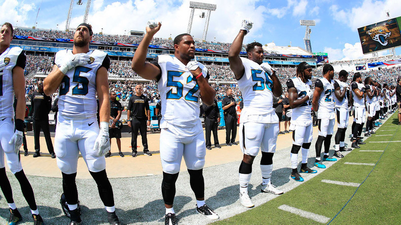 Will NFL players keep protesting while competing in London?