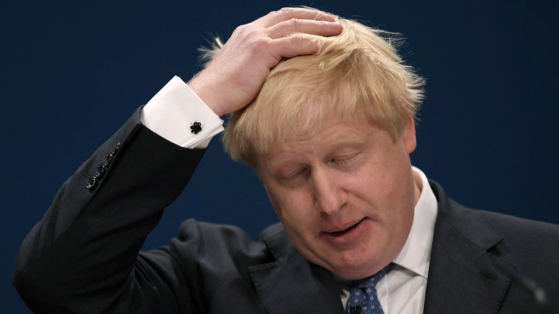British Foreign Secretary Boris Johnson refers to Africa as 'that country' (VIDEO)