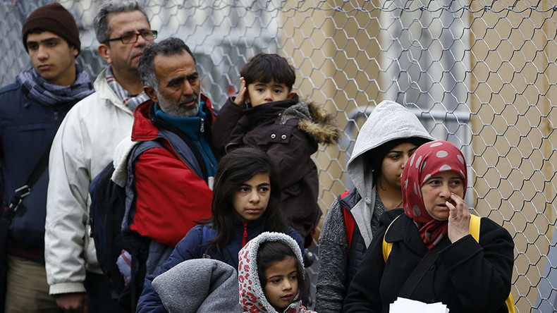 'Totally unrealistic': Austrian FM blasts EU refugee quota plan