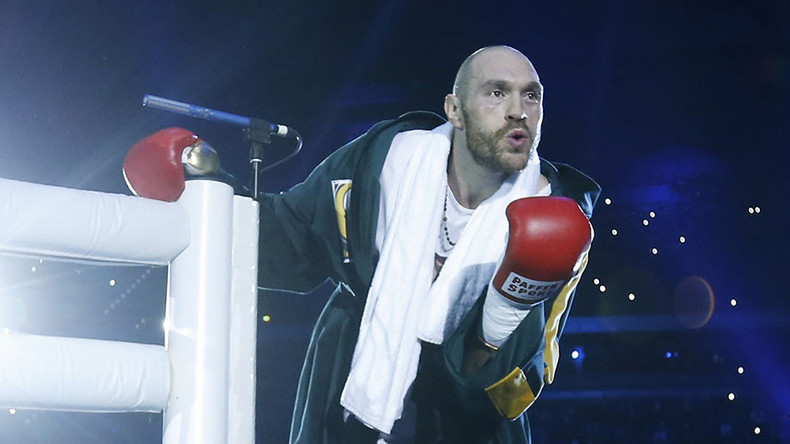 'I'm retired': Tyson Fury announces he's quitting boxing on Twitter
