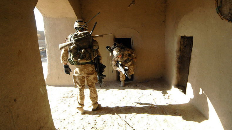 Human rights no more? UK to exempt troops from European Convention to stop 'annoying' claims