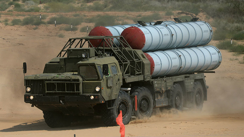 Moscow delivers S-300 missile system to Syria for defense of Russian naval base